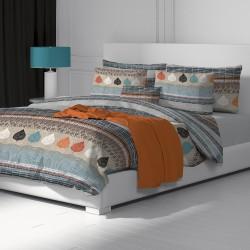 Autunno - 100% Cotone Biancheria da letto (Copripiumino e Federe)