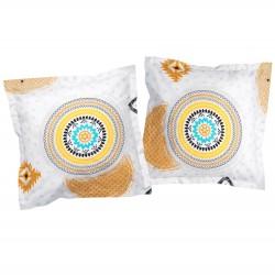 Cosmo - Taies d'oreiller ou traversin / 100% Coton