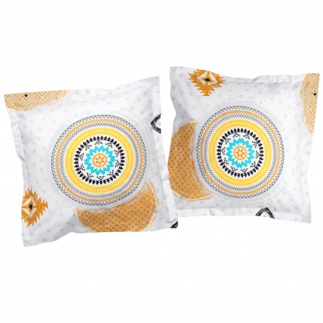 Cosmo - Pillow cases / 100% Cotton Bedding