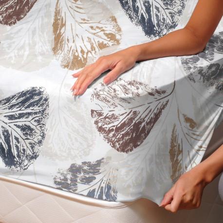 Elizabeth - Fitted Sheet / 100% Cotton Bedding