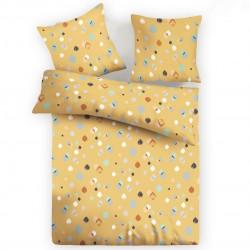 Серена - 100% памук спален комплект (плик и калъфки)