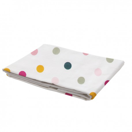 Joy - Flat Sheet / 100% Cotton Bedding
