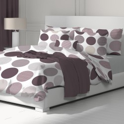 Ava - 100% Cotton Bed Linen Set (Duvet Cover & Pillow Cases)