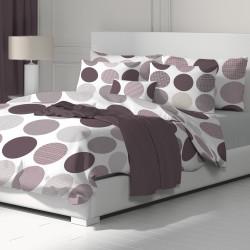 Ава - 100% памук спален комплект (плик и калъфки)