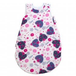Ladybird Sleeping bag Pati'Chou for summer or winter