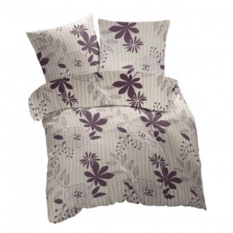 Fiona - 100% Cotton Bed Linen Set (Duvet Cover & Pillow Cases)