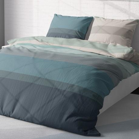 Neptune - 100% Cotton Bed Linen Set (Duvet Cover & Pillow Cases)