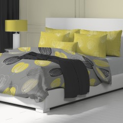 Grace - 100% Cotton Bed Linen Set (Duvet Cover & Pillow Cases)