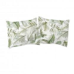 Tropicana - Taies d'oreiller ou traversin / 100% Coton
