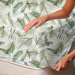 Tropicana - Fitted Sheet / 100% Cotton Bedding