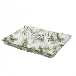 Tropicana - Flat Sheet / 100% Cotton Bedding
