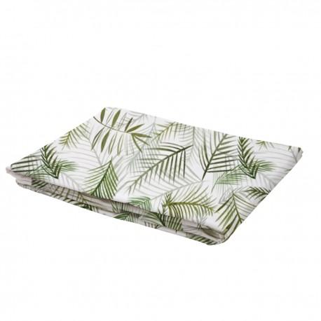 Tropicana - Flat Sheet / 100% Cotton Bedding
