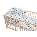 Sunny - Cot / Crib Bumper Pad Half Pati'Chou