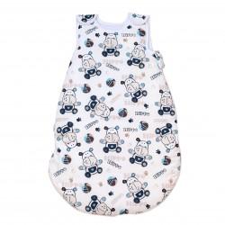 Hippo Sleeping bag Pati'Chou for summer or winter
