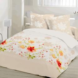 Примавера - 100% памук спален комплект (плик и калъфки)