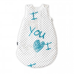 Baby I love you / SoulBedroom Sleeping bag (0 - 6 months)