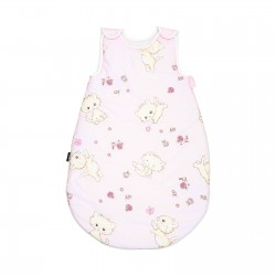 Baby Pink Kittens / SoulBedroom Sleeping bag