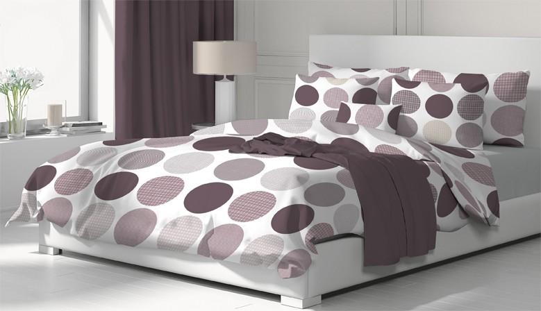 Ava - 100% Cotone Biancheria da letto (Copripiumino e Federe)