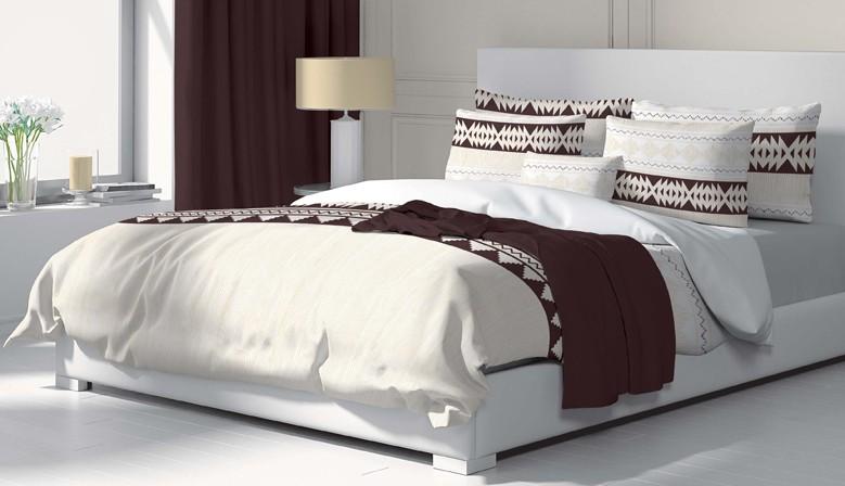 Ethno - 100% Cotone Biancheria da letto (Copripiumino e Federe)
